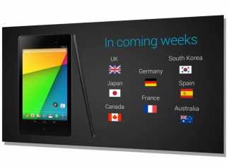 Google lance la seconde version de sa tablette Nexus 7 4