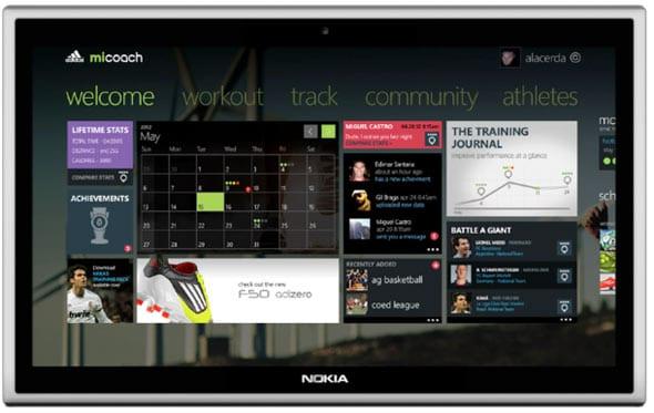 Nokia-tablet