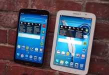 [Vidéo] Samsung Galaxy Tab 3 (8.0) vs Galaxy Note 8.0 2