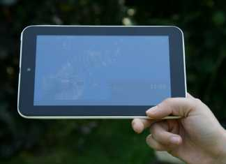 Test tablette Haier Pad 7.0 3