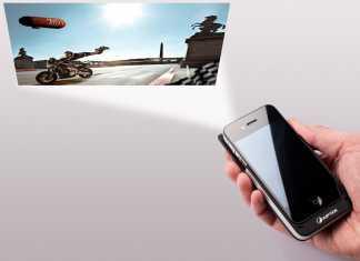 Un pico-projecteur dans les prochains iPad ? 2