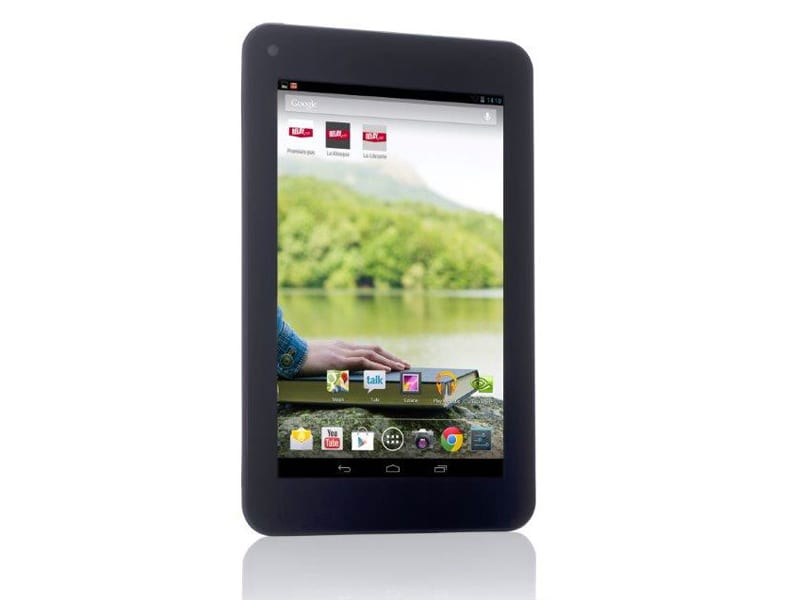 la cybook tablet une tablette en partenariat avec relay. Black Bedroom Furniture Sets. Home Design Ideas