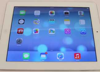 La beta 2 d'iOS 7 pour iPad en vidéo 2