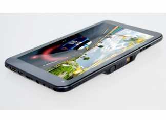 SmartQ U7 : une tablette équipée d'un vidéo projecteur ! 1