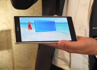 Sony présente les principales fonctions du Xperia Z Ultra en vidéo 1