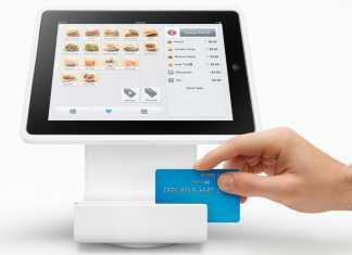 L'iPad devient une caisse enregistreuse avec le square stand ! 2