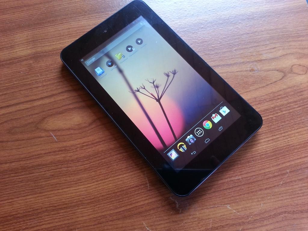 Test de la tablette HP Slate 7