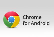 Une mise à jour de Chrome pour Android apporte le plein écran pour les tablettes