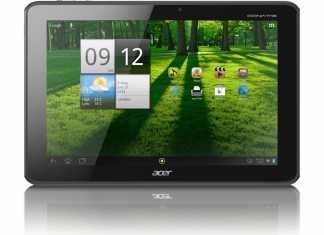 Acer Iconia A3 : une nouvelle tablette Android de 10 pouces pour l'IFA ?
