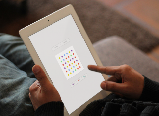 Faites travailler vos méninges avec Dots sur iPad  1
