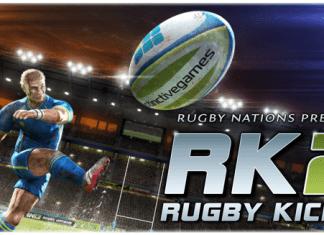 [Nouveauté] Transformez votre essai avec Rugby Kicks 2 sur iPad  1