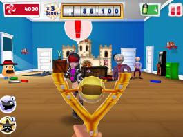 Sale Gosse : le plus fun des jeux de lance-pierre est gratuit sur iPad aujourd'hui ! 1