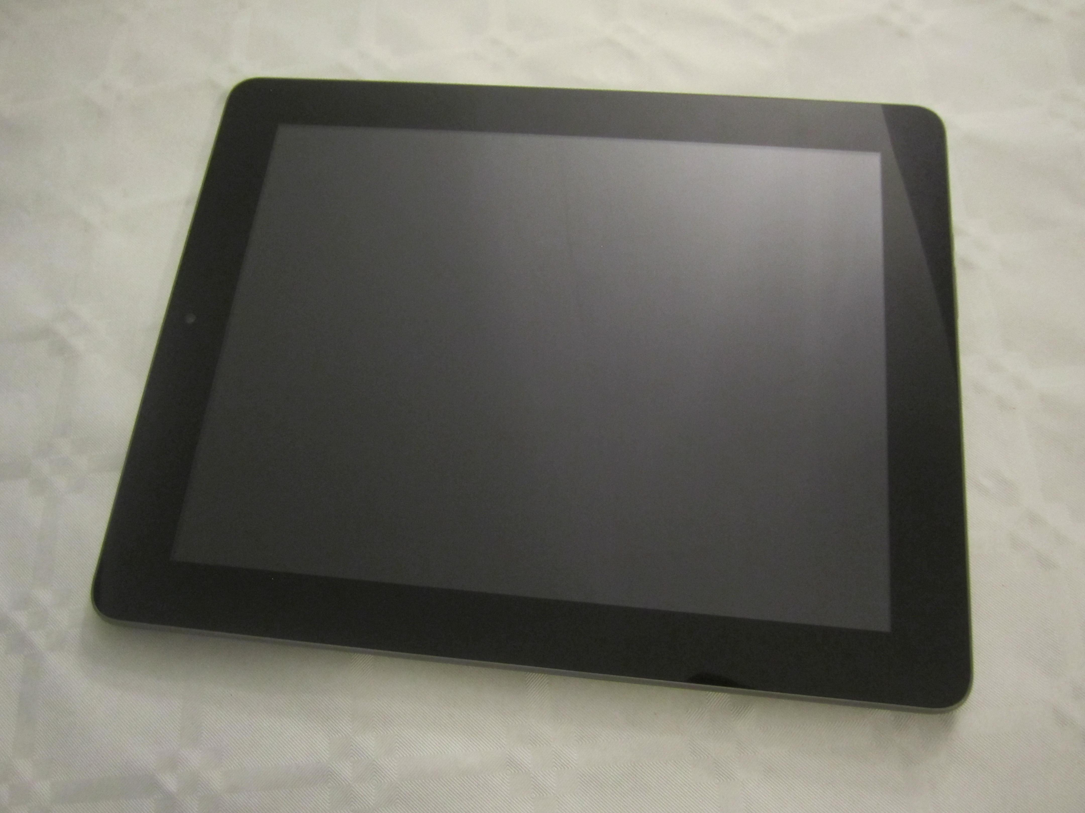 Test de la tablette Memup Slidepad 9716 Elite