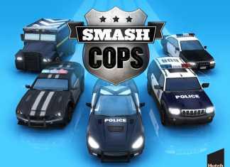 Arrêtez les criminels dans Smash Cops sur tablette 1