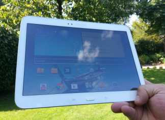 Test tablette Samsung Galaxy Tab 3 10.1 14