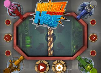 [Nouveauté] Jouez à faire tomber vos amis dans Don't Fall in the Hole sur tablette 2