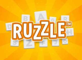 Jouez avec les mots sur tablette avec Ruzzle  1