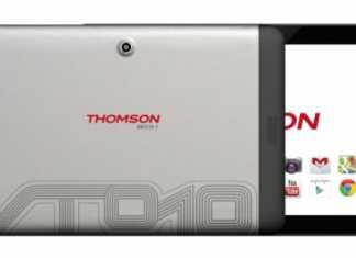 Tablette Thomson TO : sortie des gammes PRIMO et NEO à l'IFA