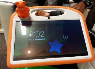 Archos 101 ChildPad : Prise en main de la tablette enfant équipée d'une figurine ! 5