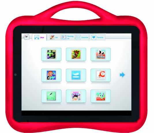 Tablette Boulanger Essentiel B Family'TAB : pour les enfants et les parents ! 2