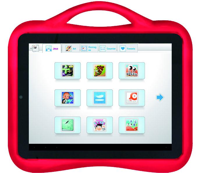 tablette boulanger essentiel b family 39 tab pour les enfants et les parents. Black Bedroom Furniture Sets. Home Design Ideas