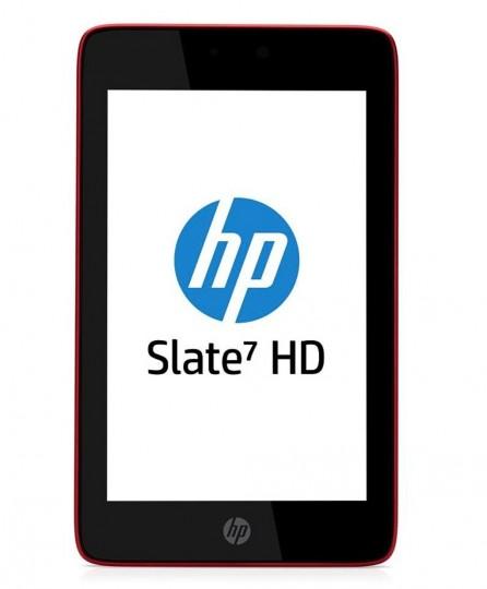 HP : quatre nouvelles tablettes tactiles complètent la gamme Slate !