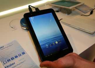 HaierPad Mini 7 (PAD-722) : prise en main de la tablette 7 pouces d'Haier revue et corrigée 8