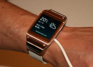 Samsung Galaxy Gear : caractéristiques, photos et vidéo de prise en main (poignet !) 32