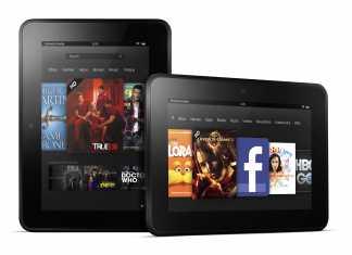 Amazon présente ses nouvelles tablettes Kindle Fire  3