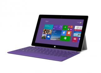Surface 2 et Surface Pro 2 : les nouvelles tablettes Microsoft sont officielles ! 1