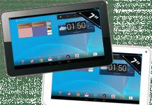 Tablette Clust : Rueducommerce lance ses propres tablettes tactiles ! 3