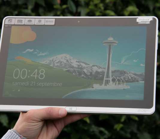 Test Acer Aspire P3 : Ultrabook 2-en-1 (Tablette et PC) sous Windows 8 19
