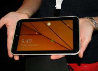 Toshiba Encore : une tablette 8 pouces sous Windows 8.1 pour jouer et travailler 5