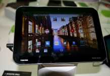 Toshiba eXcite Pro : vidéo de prise en main à l'IFA 2013 de Berlin 6