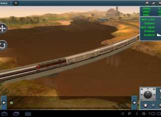 [Baisse de prix] N'arrivez pas en retard avec Trainz Simulator sur tablette 1