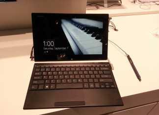 Sony VAIO Tap 11 : Prise en main de la tablette Hybride sous Windows 8  6