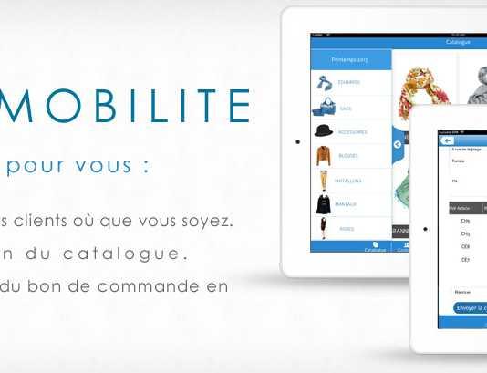 Application professionnelle Sales Kit : une solution mobile pour les commerciaux  2