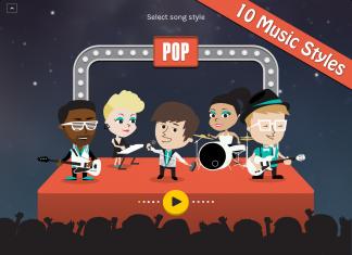 [Nouveauté] Créez vos propres hits musicaux avec StarComposer sur iPad 2