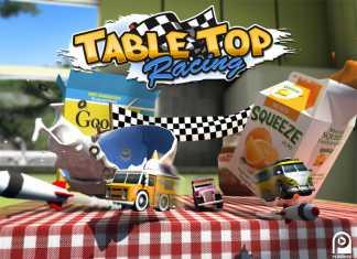 [Gratuit Temporairement] Prenez la tête de la course de table top racing sur iPad 2