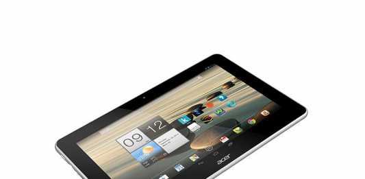 La tablette Acer Iconia A3 est officielle : caractéristiques techniques et prix 2