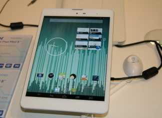 IFA 2013 : Haier présente la Haier Pad Mini 8 sous Android 4.2, prise en main, photo et vidéo 1