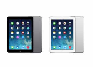 Apple lance sa nouvelle tablette, l'iPad Air 1