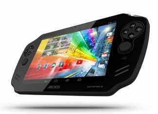 Archos officialise la GamePad 2, une tablette Android dédiée aux jeux vidéos  5