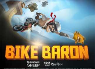 [Gratuit Temporairement] Test et avis Bike Baron sur iPad  1