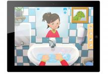 Journée mondiale du lavage des mains : sortie d'une application pour tablettes afin d'aider les enfants 1