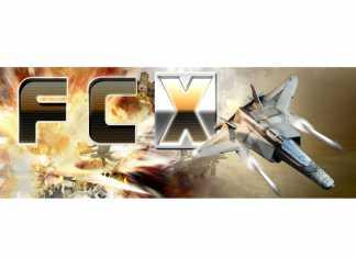 [Gratuit temporairement] Prenez les commandes d'un avion de chasse sur Fractal Combat X  4