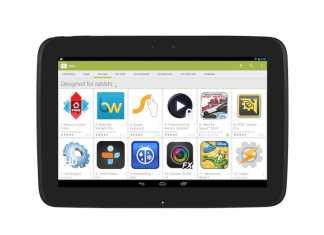 Google Play propose de mettre en avant les applications dédiées aux tablettes tactiles  1