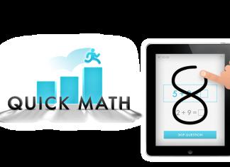 [Nouveauté] Faites travailler vos méninges avec l'application Quick Math + sur iPad  2