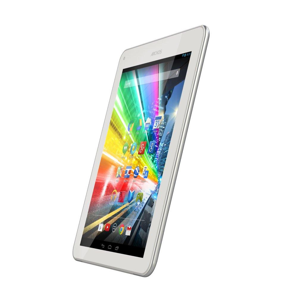 Archos lance trois nouvelles tablettes Android, Archos 80b ...