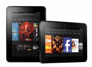 Amazon baisse le prix de sa tablette Kindle Fire HD en France 2